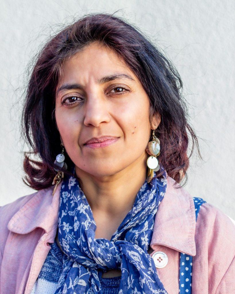 Aasiya Bora, Green Party candidate
